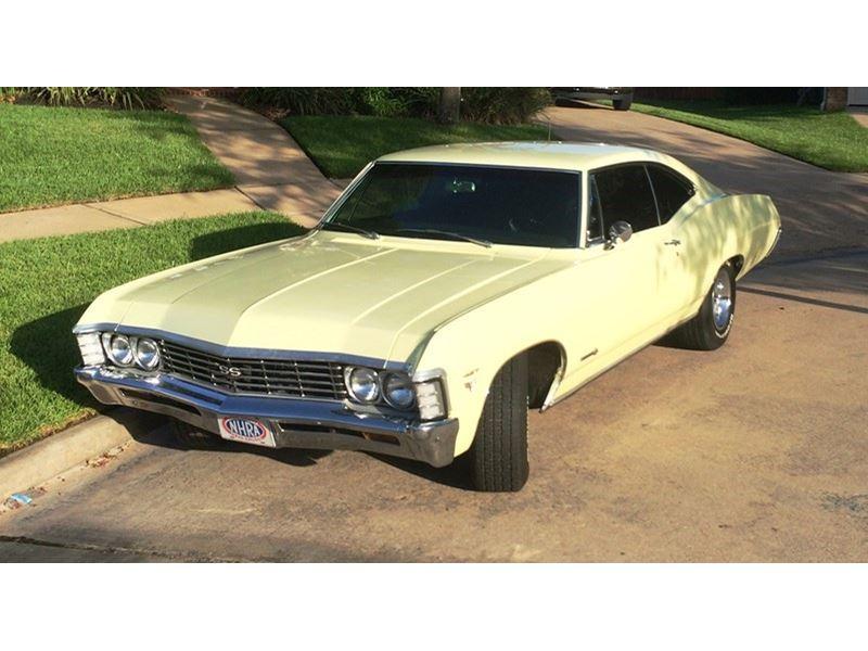 1967 chevrolet impala antique car sugar land tx 77479. Black Bedroom Furniture Sets. Home Design Ideas