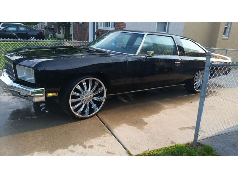 Used Cars For Sale In Delaware By Owner >> 1976 Chevrolet Impala - Classic Car - Wilmington, DE 19808