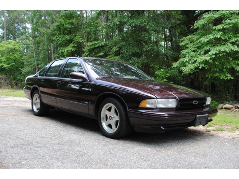 1996 chevrolet impala for sale by owner in nashville tn 37250. Black Bedroom Furniture Sets. Home Design Ideas