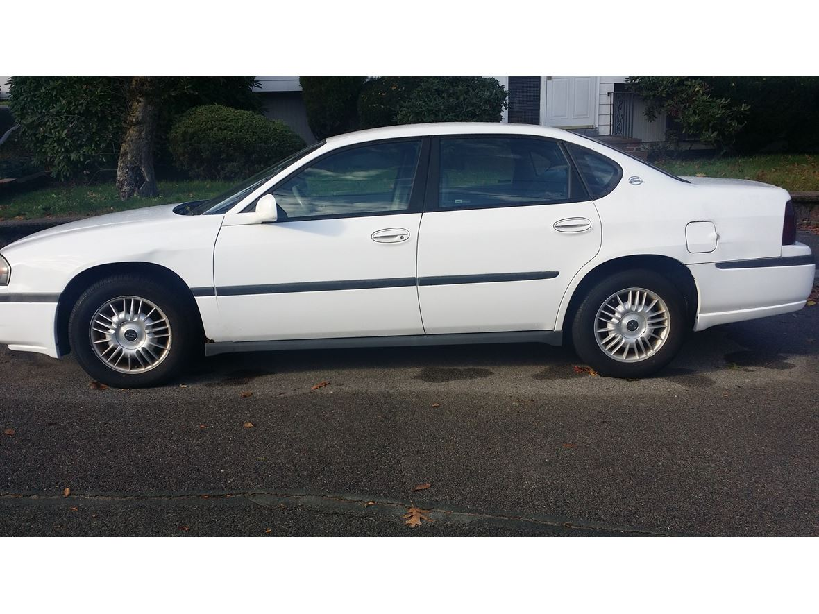 2000 Chevrolet Impala for sale by owner in Malden