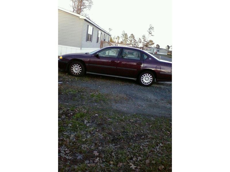 2003 chevrolet impala for sale by owner in laurel de 19956. Black Bedroom Furniture Sets. Home Design Ideas
