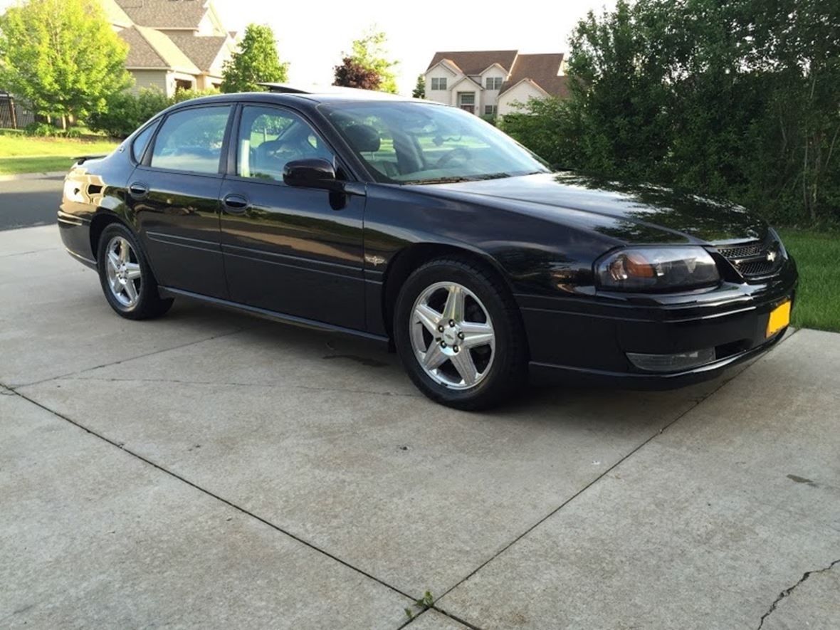 2004 Chevrolet impala for sale by owner in Cincinnati