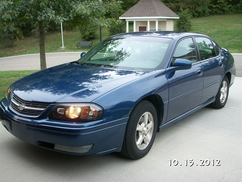 2005 chevrolet impala for sale by owner in knoxville tn 37923. Black Bedroom Furniture Sets. Home Design Ideas