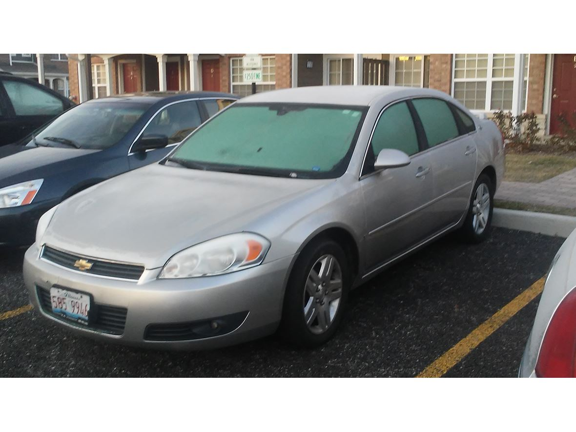 2007 Chevrolet Impala for sale by owner in Hanover Park