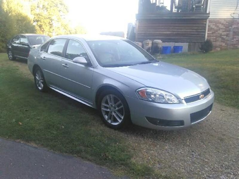 2009 chevrolet impala ltz for sale by owner in mars pa 16046. Black Bedroom Furniture Sets. Home Design Ideas