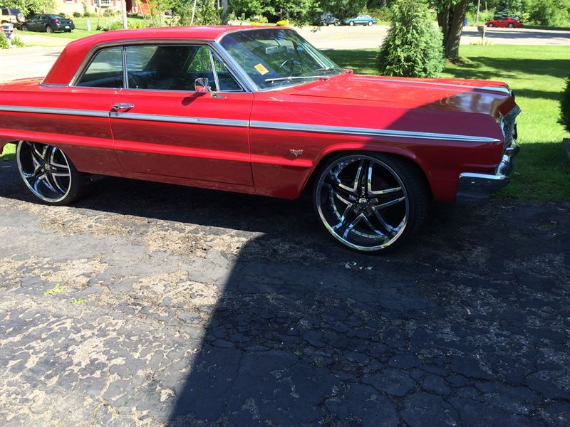 1964 Chevrolet Impala Ss Classic Car By Owner Portage