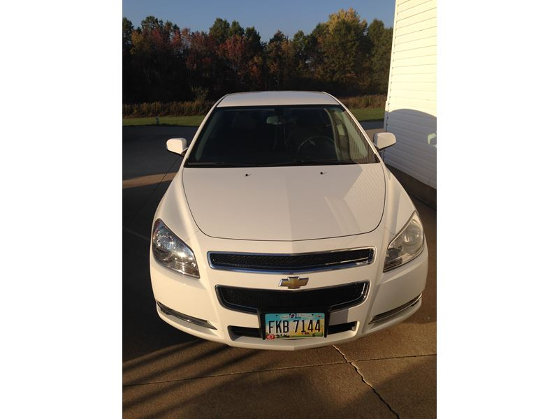 2012 chevrolet malibu for sale by owner in rootstown oh 44272. Black Bedroom Furniture Sets. Home Design Ideas