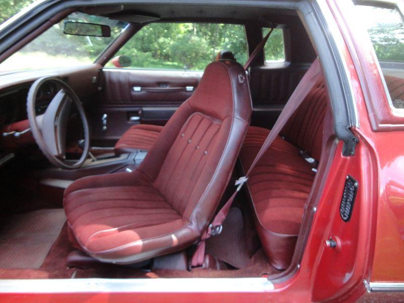1976 Chevrolet Monte Carlo Classic Car Philadelphia
