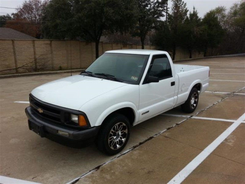 Used 1994 Chevrolet S10 for Sale by Owner in Austin, TX 78764