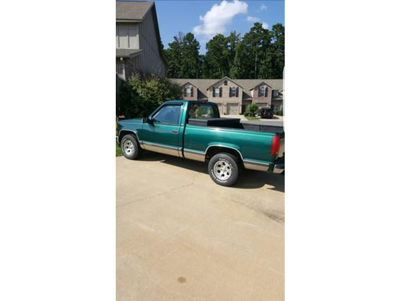 1997 chevrolet silverado 1500 for sale by private owner in maumelle ar 72113. Black Bedroom Furniture Sets. Home Design Ideas