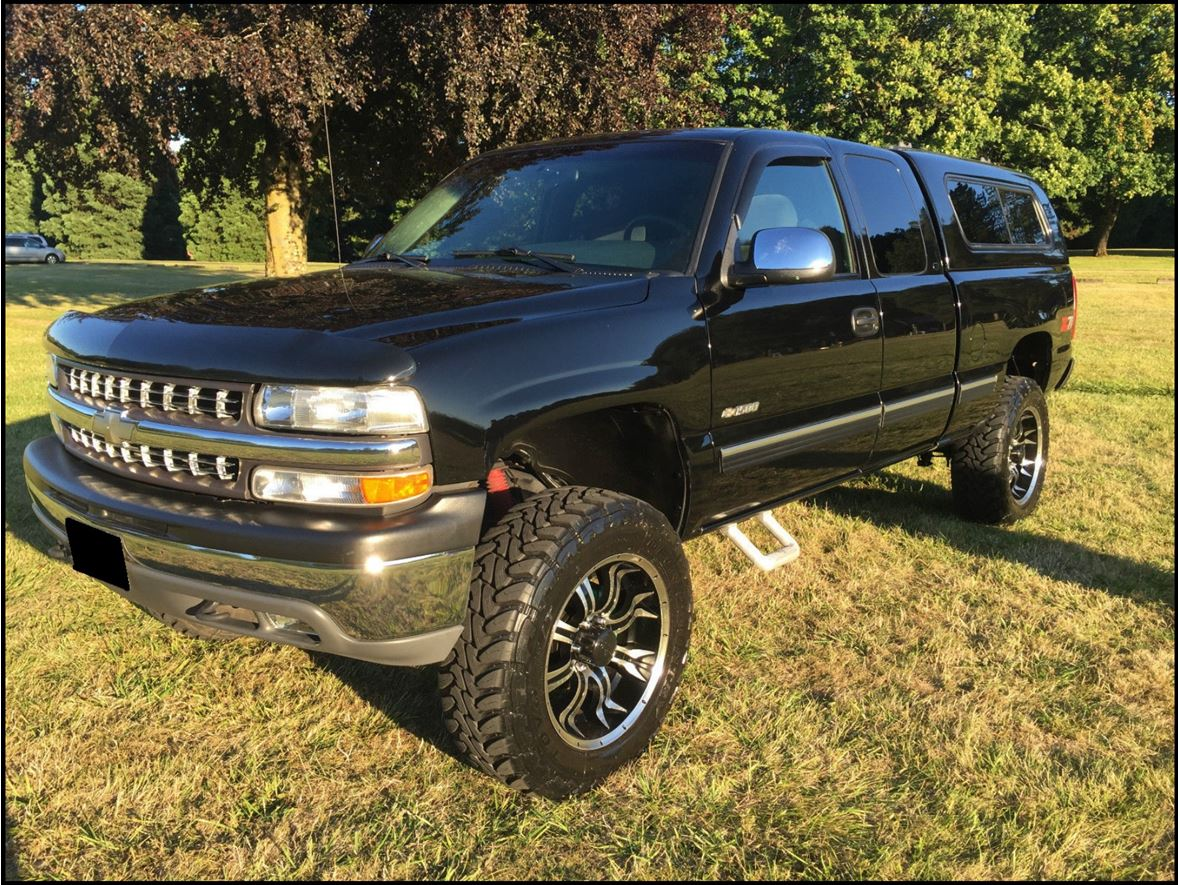 1999 Chevrolet Silverado 1500 By Owner In Birmingham, AL 35270