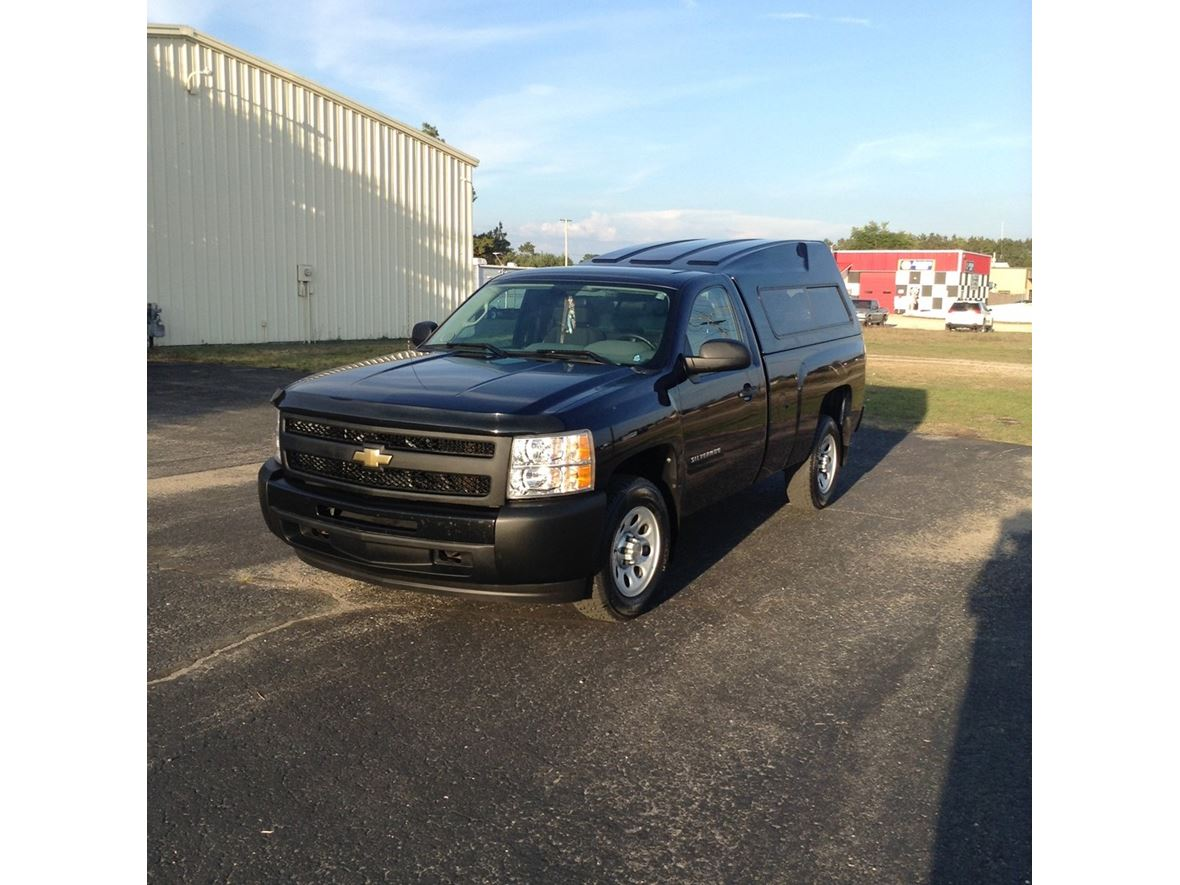 2010 Chevrolet Silverado 1500 for sale by owner in Cadillac