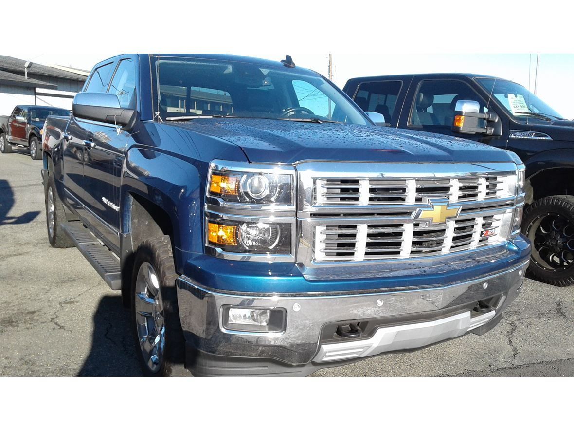 2015 Chevrolet Silverado 1500 for sale by owner in Kennewick