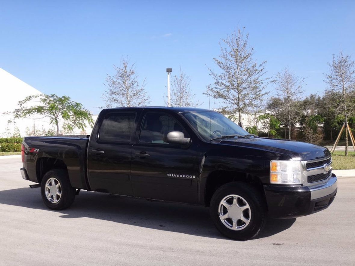 2008 chevrolet silverado 1500 crew cab by owner houston tx 77299. Black Bedroom Furniture Sets. Home Design Ideas