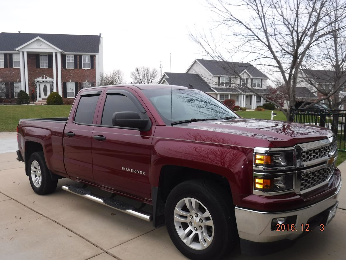 2014 chevrolet silverado 1500 crew cab by owner saint peters mo 63376. Cars Review. Best American Auto & Cars Review