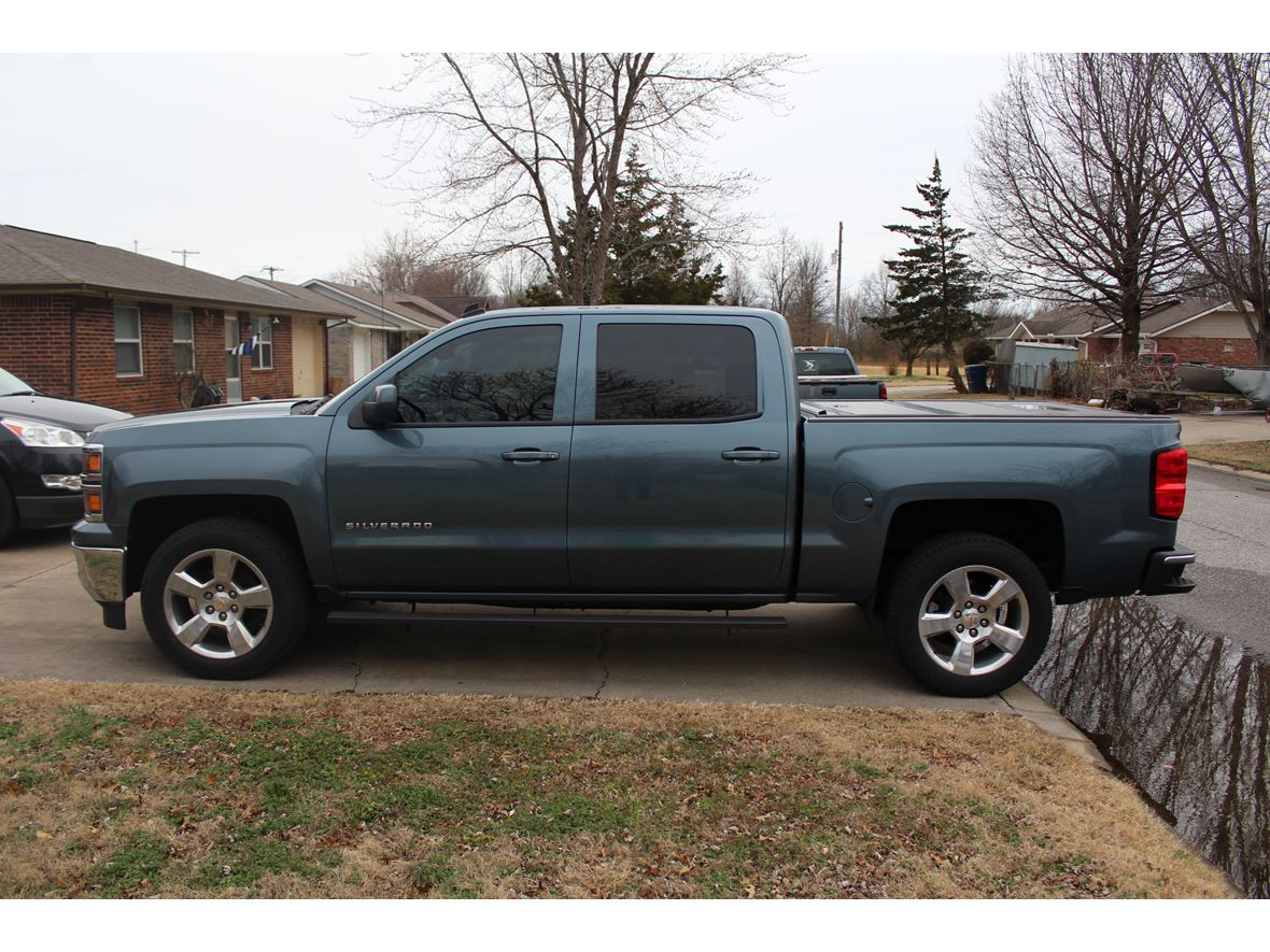 2014 chevrolet silverado 1500 crew cab for sale by owner in commerce. Cars Review. Best American Auto & Cars Review