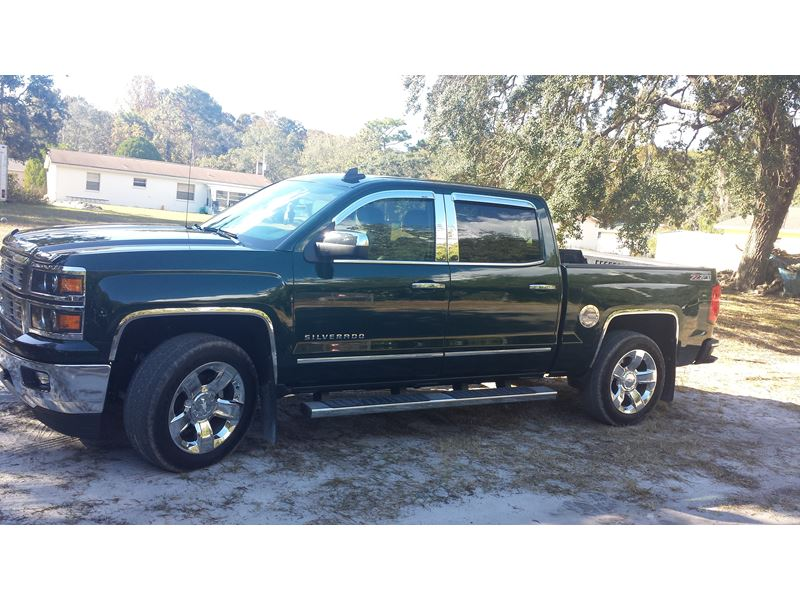 2015 chevrolet silverado 1500 crew cab for sale by private owner in new port richey fl 34656. Black Bedroom Furniture Sets. Home Design Ideas