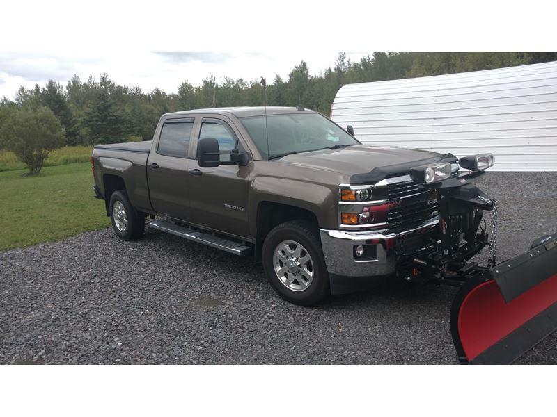 2015 Chevrolet Silverado 2500 Crew Cab by Owner ...