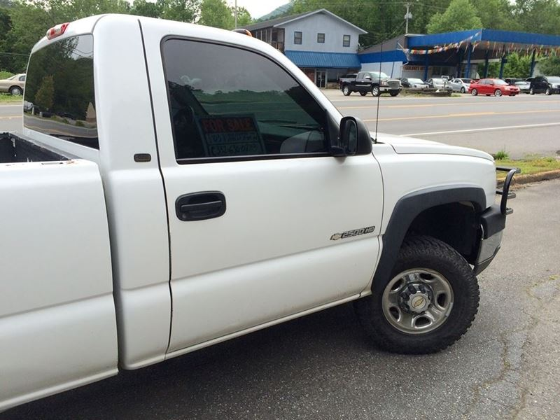 2003 chevrolet silverado 2500hd by owner in robbinsville nc 28771. Black Bedroom Furniture Sets. Home Design Ideas