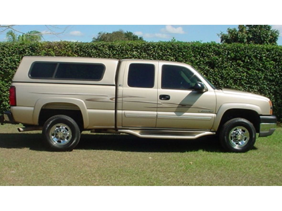 2004 chevrolet silverado 2500hd by owner in winter haven fl 33888. Black Bedroom Furniture Sets. Home Design Ideas