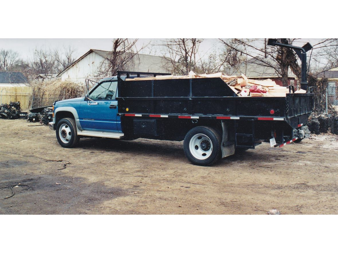 1995 Chevrolet Silverado 3500HD  12 ft army bed ..no dump for sale by owner in Memphis