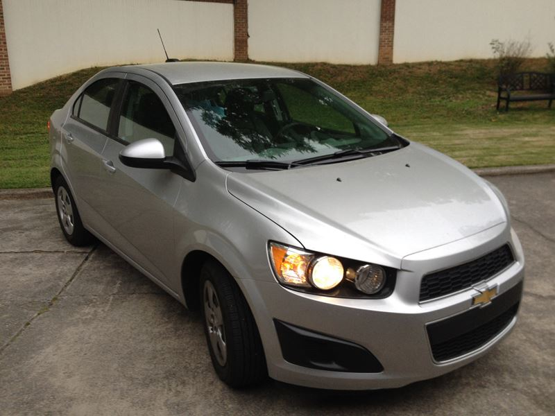 2015 chevrolet sonic for sale by owner in birmingham al 35270. Black Bedroom Furniture Sets. Home Design Ideas