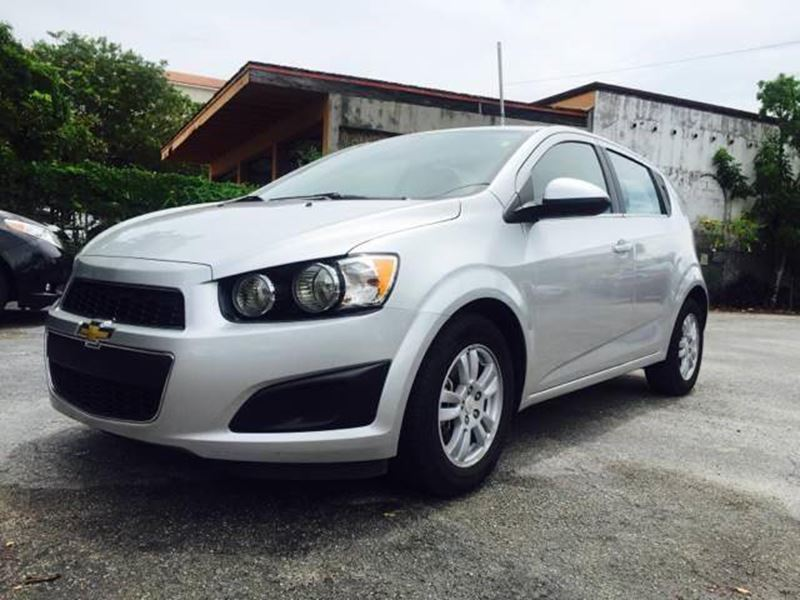 2015 chevrolet sonic for sale by owner in daytona beach. Black Bedroom Furniture Sets. Home Design Ideas