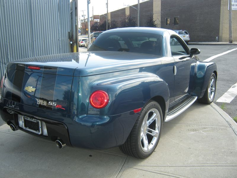 2004 Chevrolet Ssr For Sale By Private Owner In Garden