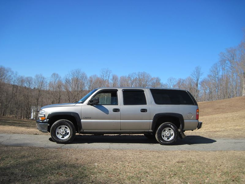 2000 chevrolet suburban 2500 sale by owner in ossining ny. Black Bedroom Furniture Sets. Home Design Ideas