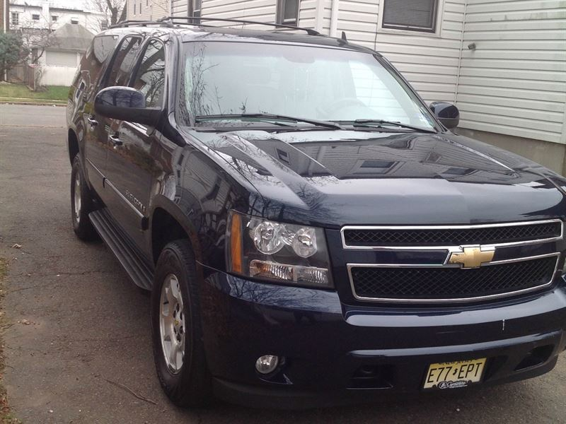 2007 chevrolet suburban for sale by owner in absecon nj 08205. Black Bedroom Furniture Sets. Home Design Ideas