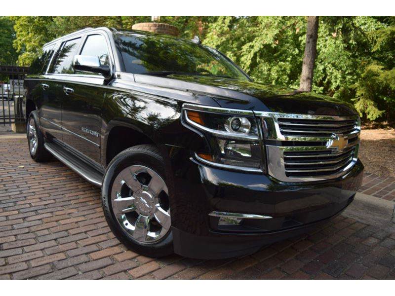 2015 chevrolet suburban for sale by owner in owosso mi 48867. Black Bedroom Furniture Sets. Home Design Ideas