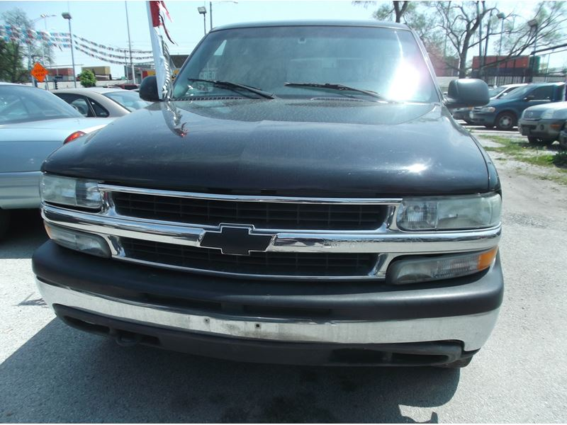 2000 chevrolet tahoe for sale by owner in harvey il 60426. Black Bedroom Furniture Sets. Home Design Ideas