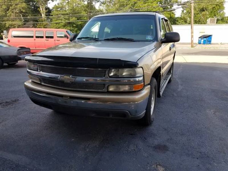 2000 chevrolet tahoe for sale by owner in toms river nj 08757. Cars Review. Best American Auto & Cars Review