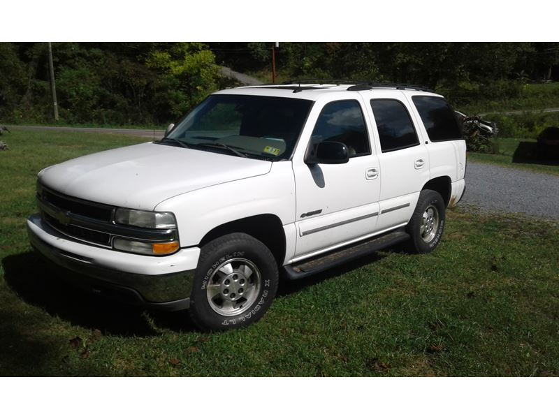 2002 chevrolet tahoe for sale by owner in fayetteville wv 25840. Black Bedroom Furniture Sets. Home Design Ideas