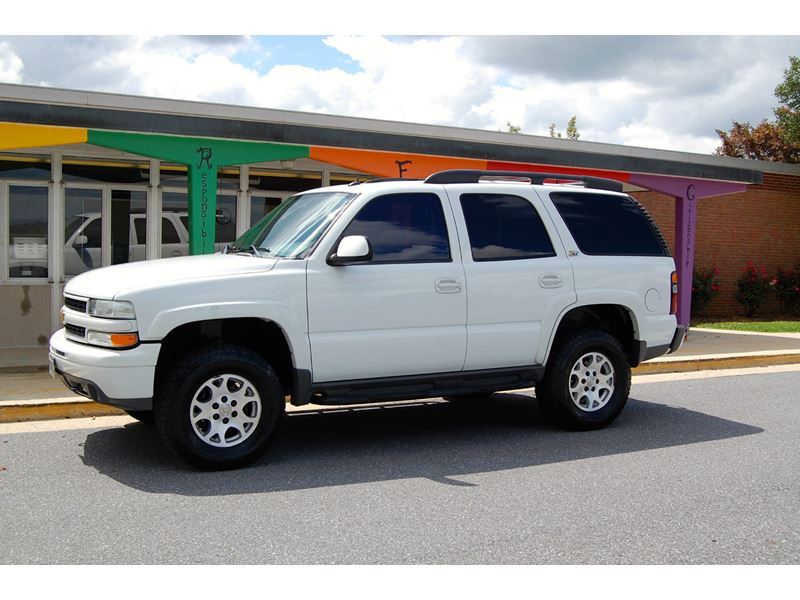 2004 chevrolet tahoe for sale by owner in pittsburgh pa 15286. Black Bedroom Furniture Sets. Home Design Ideas