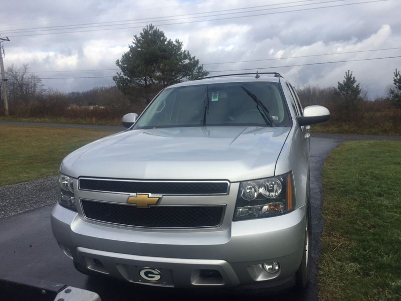 2013 chevrolet tahoe for sale by owner in clearfield pa 16830. Black Bedroom Furniture Sets. Home Design Ideas
