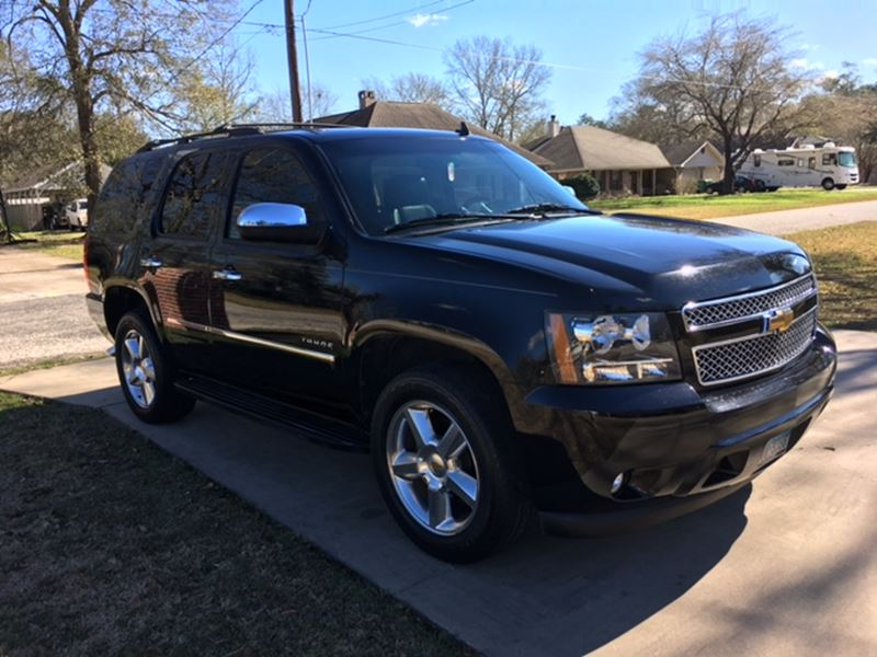 2010 chevrolet tahoe ltz for sale by owner in lumberton tx 77657. Black Bedroom Furniture Sets. Home Design Ideas