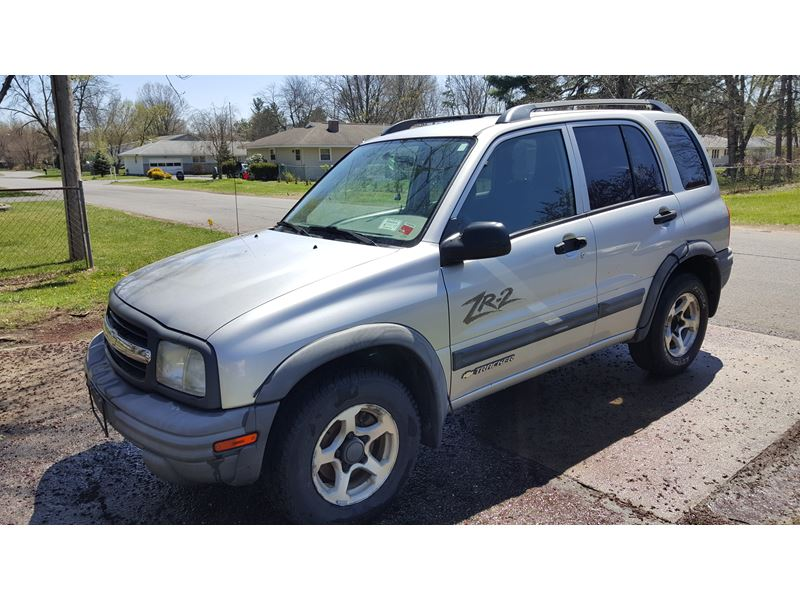 2003 chevrolet tracker for sale by owner in albany ny 12257. Black Bedroom Furniture Sets. Home Design Ideas
