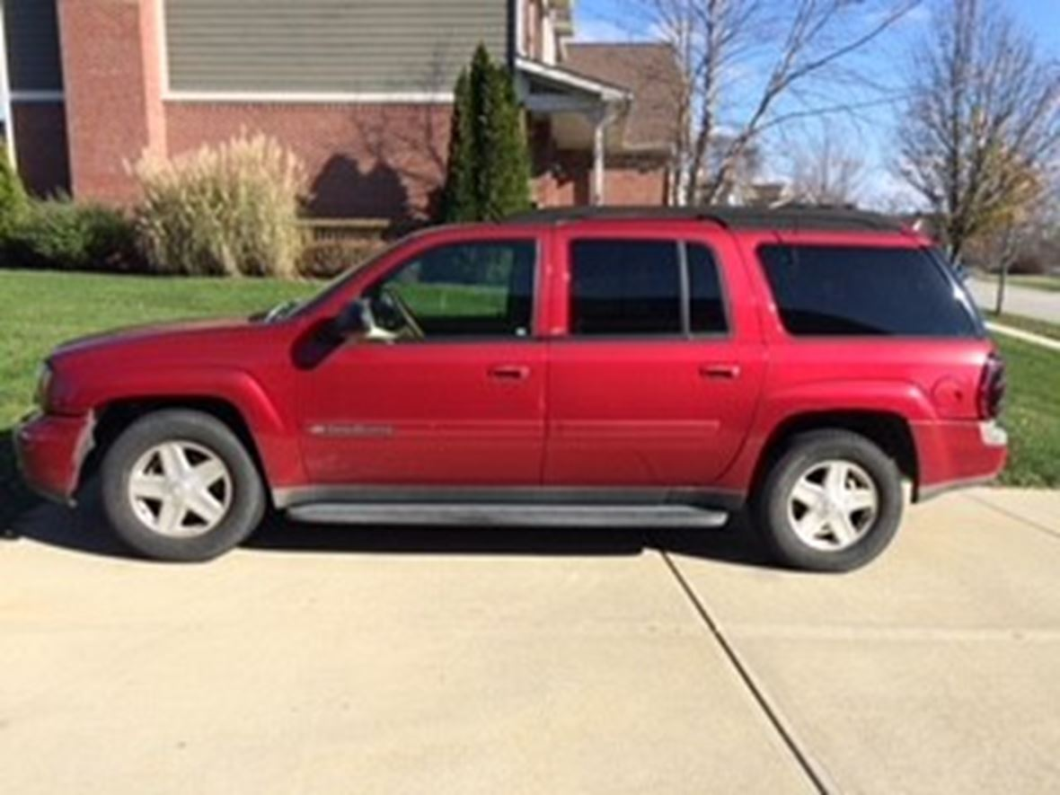 2003 Chevrolet TrailBlazer EXT for sale by owner in Fishers