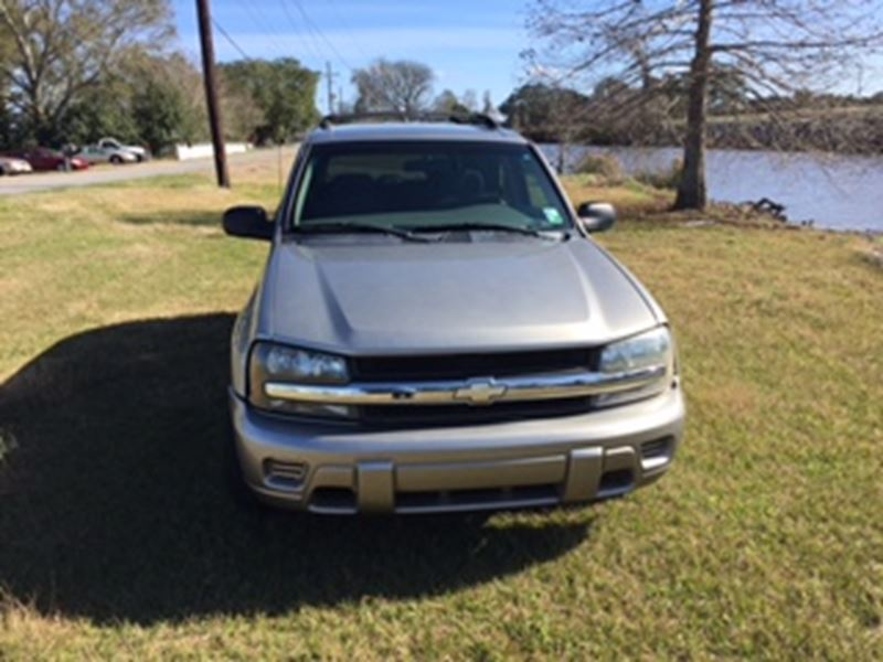 2003 Chevrolet Trailblazer LS for sale by owner in Houma