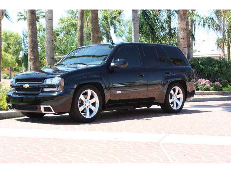 Used Cars Mesa Az >> 2007 Chevrolet Trailblazer SS Sale by Owner in Phoenix, AZ 85096