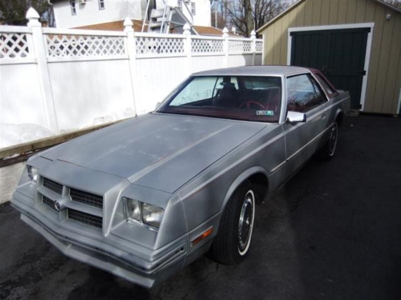 1982 chrysler cordoba classic car rogersville pa 15359. Black Bedroom Furniture Sets. Home Design Ideas