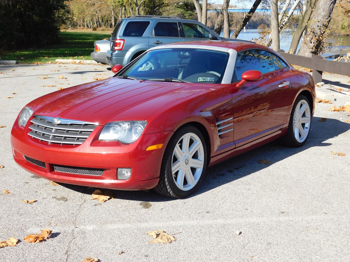 2004 Chrysler Crossfire for sale by owner in Conshohocken
