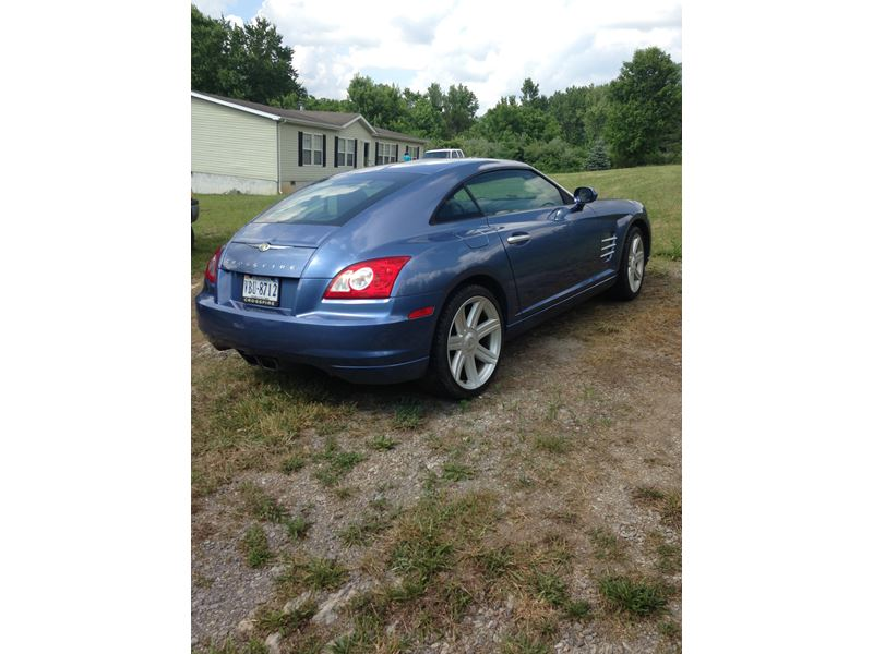 2006 chrysler crossfire for sale by owner in norton va 24273. Cars Review. Best American Auto & Cars Review