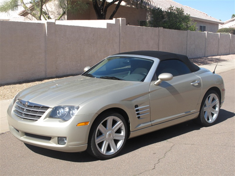 2007 chrysler crossfire for sale by owner in phoenix az 85023. Black Bedroom Furniture Sets. Home Design Ideas