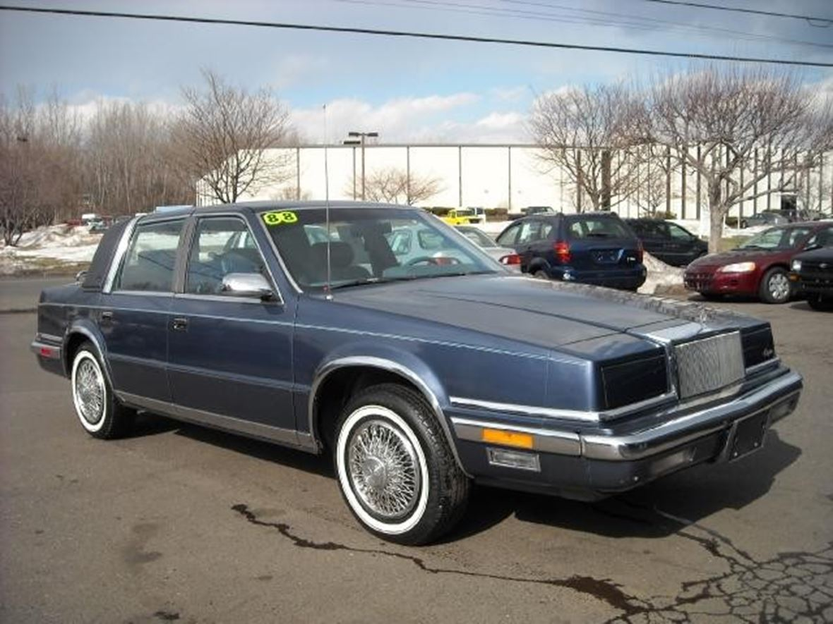 Used Tires Dayton Ohio >> 1988 Chrysler New Yorker - Classic Car - Dayton, OH 45475