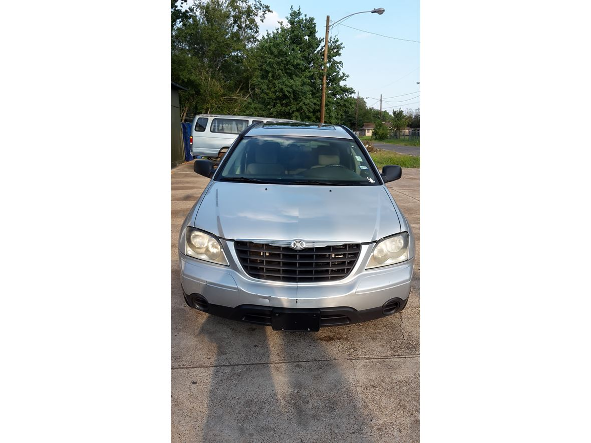 2006 Chrysler Pacifica for sale by owner in Houston