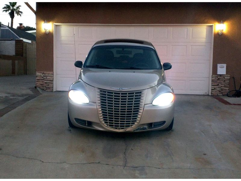 2003 chrysler pt cruiser for sale by owner in corona ca 92881. Black Bedroom Furniture Sets. Home Design Ideas