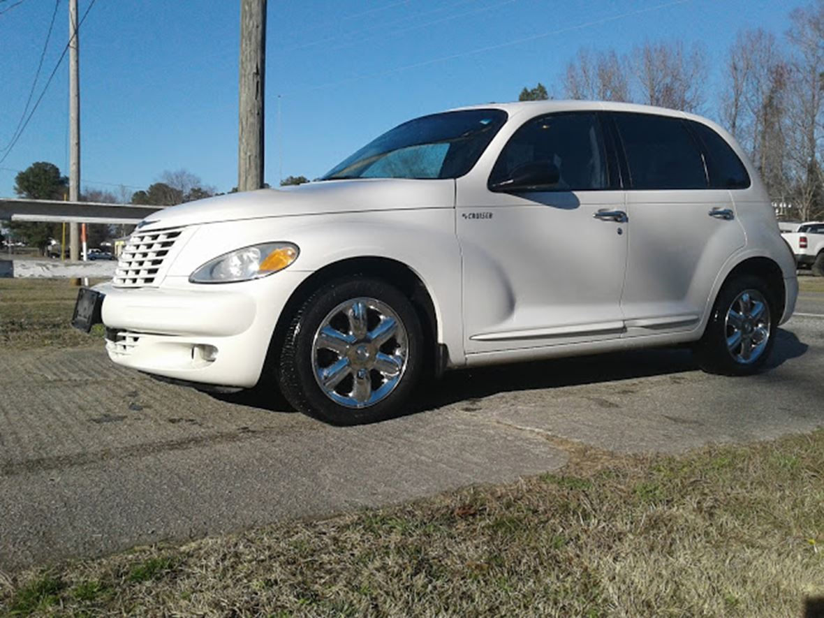 2003 chrysler pt cruiser for sale by owner in raleigh nc 27699. Black Bedroom Furniture Sets. Home Design Ideas