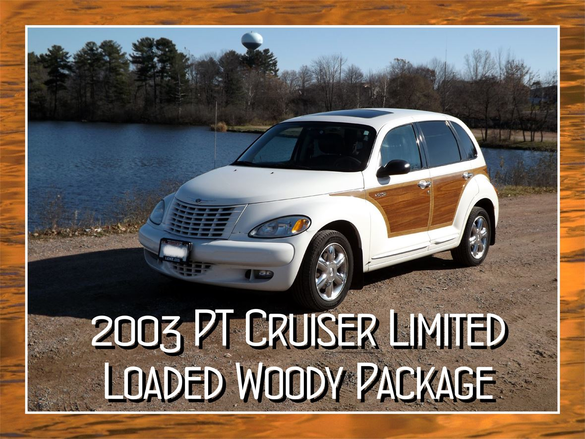 2003 Chrysler PT Cruiser for sale by owner in Schofield
